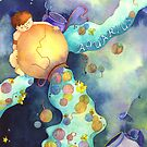 Aquarius: Yarn Zodiac by Ujean1974