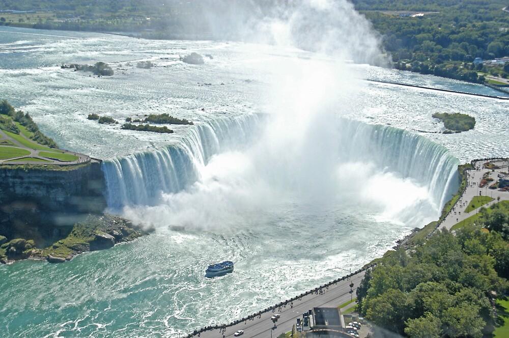 Niagara Falls 01 by satwant
