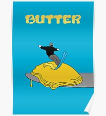 Butter Poster Poster