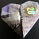 For the love of money... by Freya  Sykes