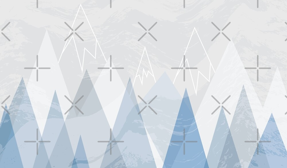 Blue Mountain by TReich03