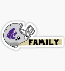 K-State Family Sticker