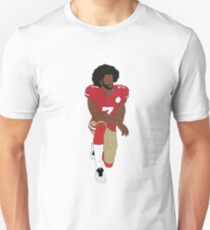 Colin Kaepernick Kneeling  T-Shirt