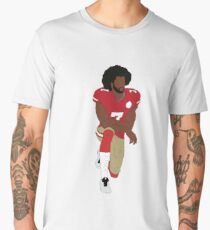 Camiseta premium para hombre Colin Kaepernick se arrodilla
