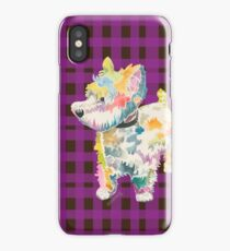 Riley (a dog of new york) iPhone Case