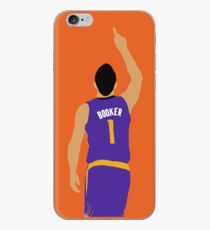 Devin Booker 70 Points Finger To The Sky iPhone Case