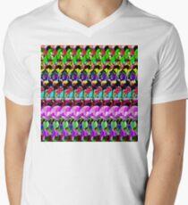 Abstract Digital Art 3 Mens V-Neck T-Shirt