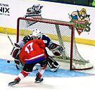 Going for Goal by Kevin Meldrum