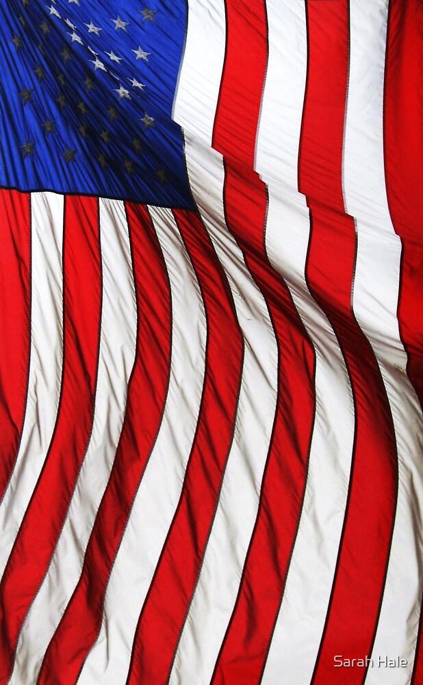 American Flag by Sarah Hale