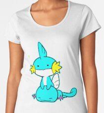 Pokemon mudkip Women's Premium T-Shirt
