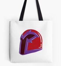 Magneto's Helmet Tote Bag