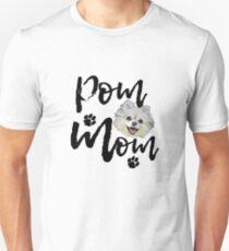 Dog Breed Pom Mom T-Shirt