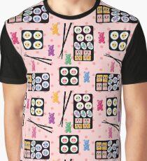 Candy Sushi Graphic T-Shirt