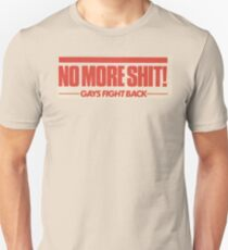 No More Shit T-Shirt