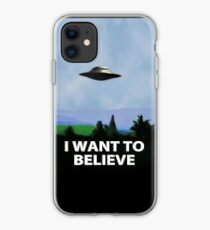 Out There Ode to The X Files iphone case