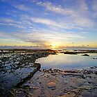 NIngaloo Sunset by Harry Oldmeadow
