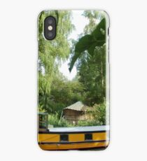 Yellow Barge iPhone Case/Skin