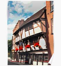 The King's Arms, Shrewsbury Poster