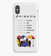 Be like Friends • TV show iPhone Case/Skin