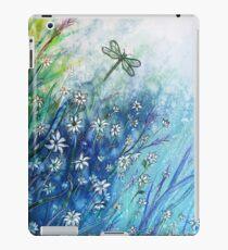 Zierliche Gänseblümchen iPad-Hülle & Klebefolie