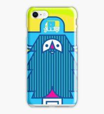 Weird Ricksha Wala iPhone Case/Skin