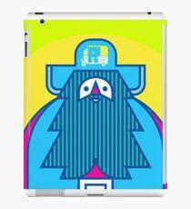 Weird Ricksha Wala iPad Case/Skin