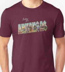 Greetings from Arkansas 2 T-Shirt