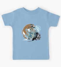 Abstract World Kids Tee