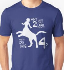 Why only 2? WHITE Chakat T-Shirt