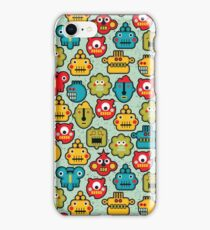 Cute masks iPhone Case/Skin