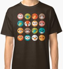 Smiley Faces Classic T-Shirt