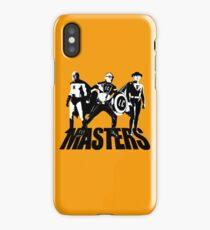 Masters Of Architecture T-Shirt iPhone Case/Skin