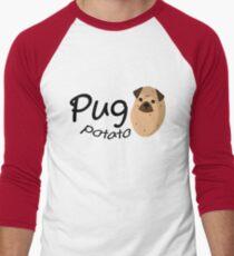 Funny Dog Pug Potato Gift Lover Pets Puppy T-Shirt