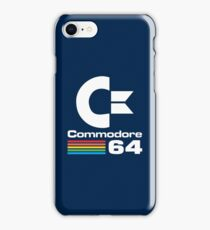 commodore 64 iPhone Case/Skin