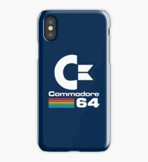 commodore 64 iPhone Case/Skin