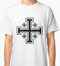Jerusalem cross Classic T-Shirt