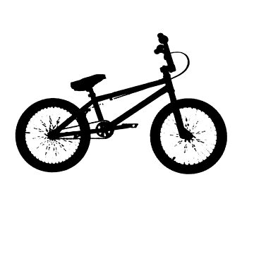 bmx bike by airplanebrand