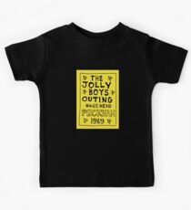 Only Fools And Horses - Jolly Boys Outing Kids Tee