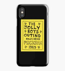 Only Fools And Horses - Jolly Boys Outing iPhone Case/Skin