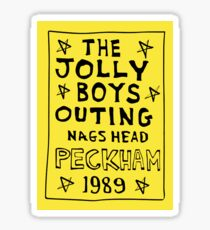 Only Fools And Horses - Jolly Boys Outing Sticker