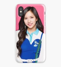 TWICE Japan One More Time Mina Typography iPhone Case/Skin