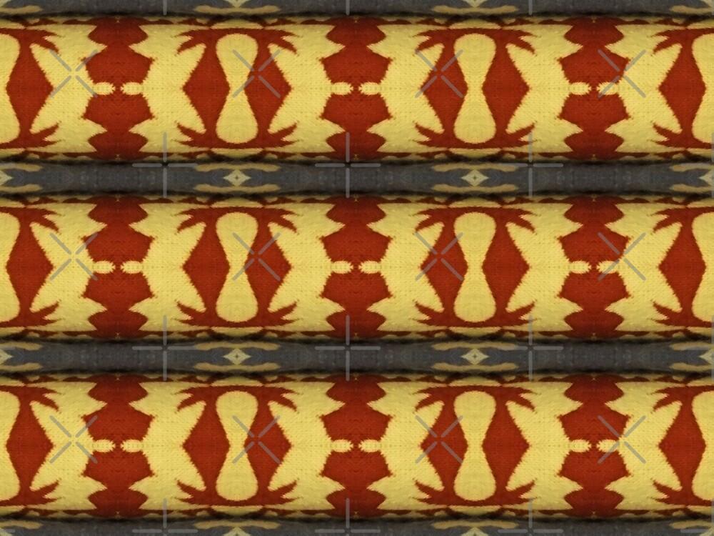 Tribal (pattern) by Yampimon