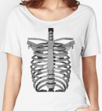 Rib cage Women's Relaxed Fit T-Shirt