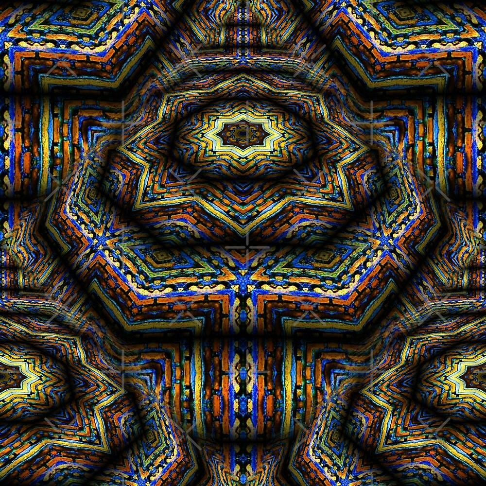 Hexangle (pattern) by Yampimon