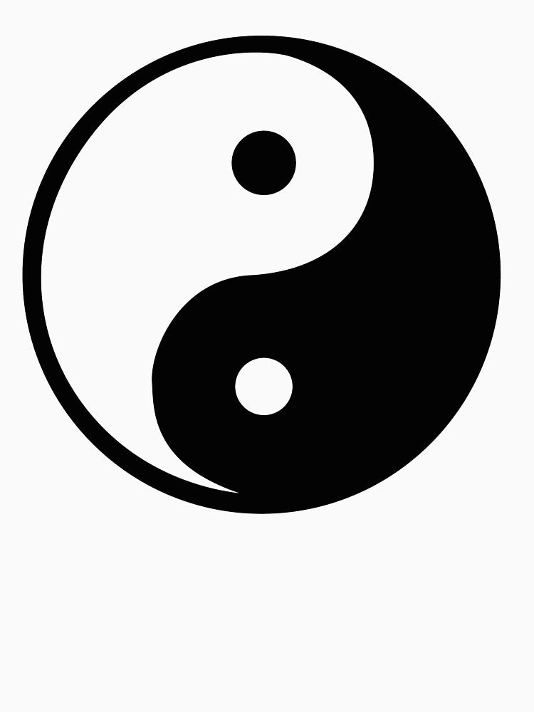 Yin Yang by Teepack