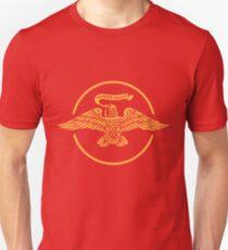 Semper Fidelis Eagle - U.S. Marine Corps USMC Yellow T-Shirt