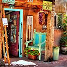 Albuquerque New Mexico Old Town by K D Graves Photography