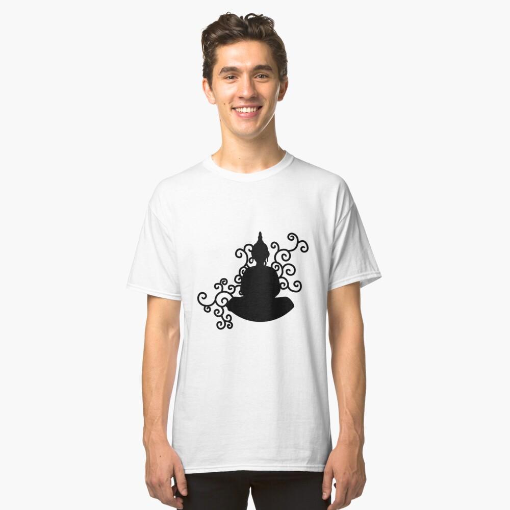 Buddha Classic T-Shirt Front