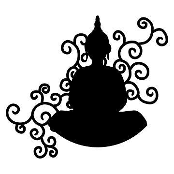 Buddha by Teepack