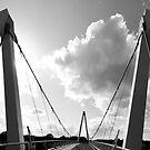 Dafne Schippers Bridge by VanOostrum